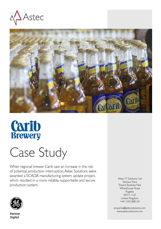 Carib Brewery case study