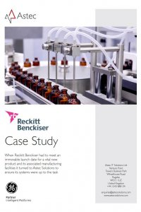 Reckitt Benkiser 2016 case study cover