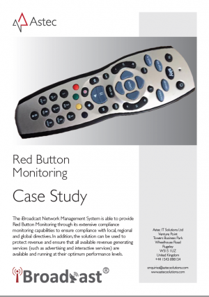 Red Button Monitoring