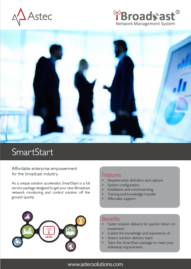 SmartStart Data Sheet