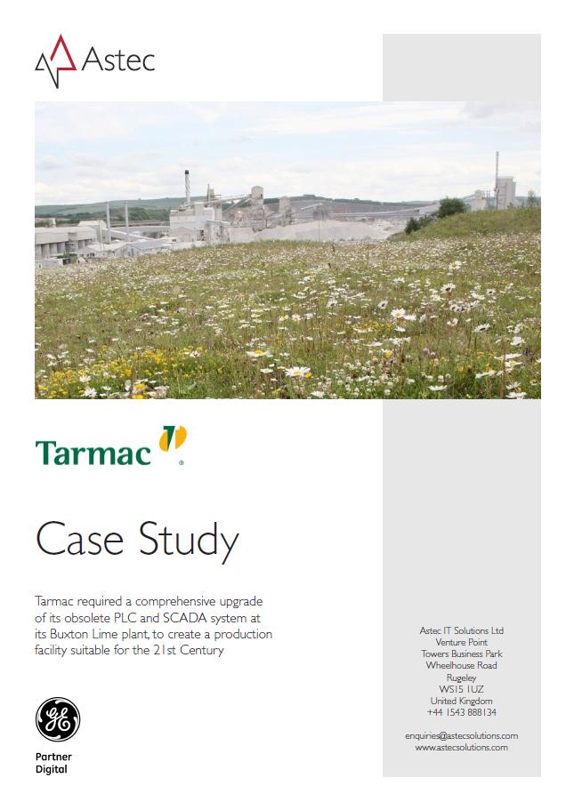 Tarmac case study