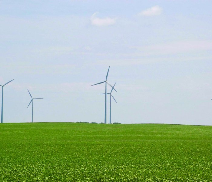 Power - windfarm