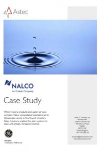 Nalco case study cover