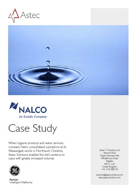 Nalco (an Ecolab company)