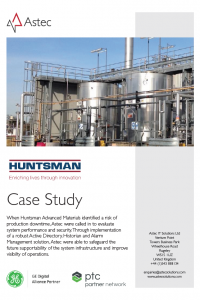 Huntsman Case Study Cover